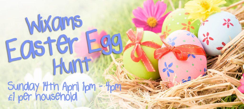 Wixams Easter Egg Hunt Leaflet 2019