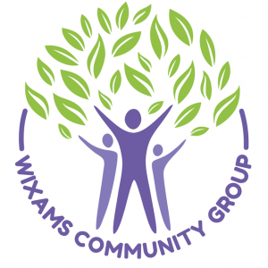Wixmas Community Group Logo