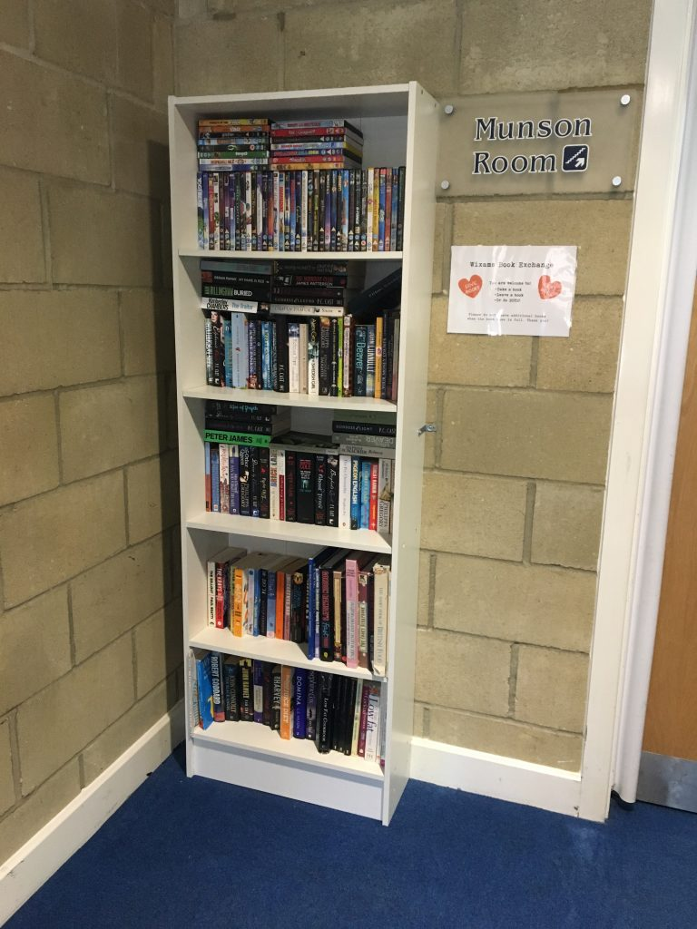 Wixams Book Exchange Version 2