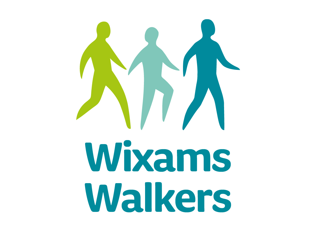 Wixams Walkers Logo