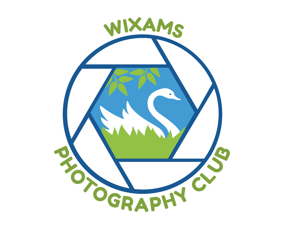 Photography Club Logo Website