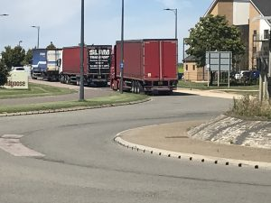 WRV Bedford Road HGV Parking